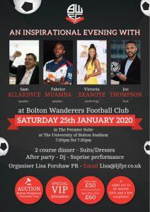 Inspiration Event Bolton